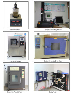 Adhesive Lab Testing Equipment